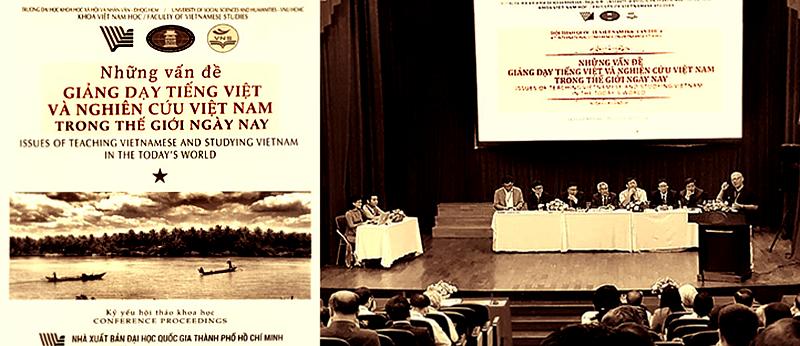 Hội thảo Quốc tế VIỆT NAM HỌC lần 4 /2019 – 4 lĩnh vực nghiên cứu đặc sắc