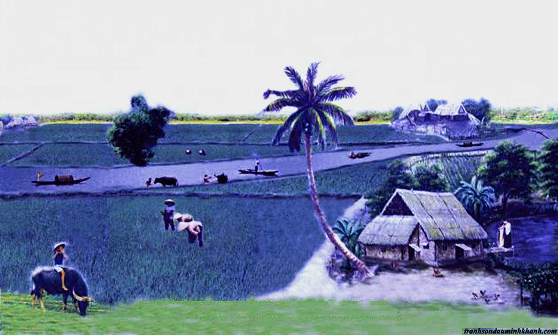 Cơ cấu tổ chức và ý thức cộng đồng của LÀNG DÒNG HỌ Việt Nam (1)