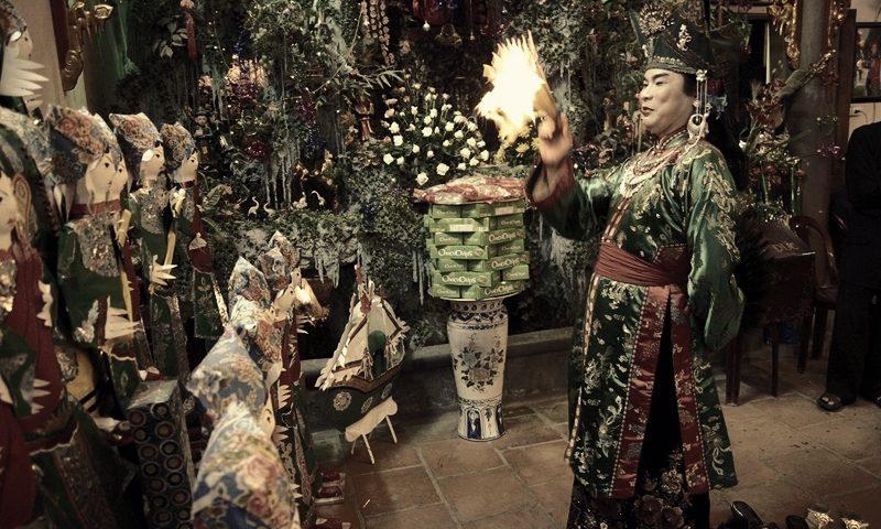 Giá trị của THỜ MẪU & nghi lễ LÊN ĐỒNG trong bối cảnh văn hóa, xã hội Việt Nam