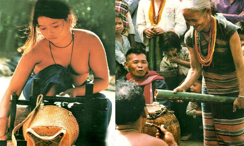 NGƯỜI BRÂU trong Cộng đồng 54 Dân tộc anh em ở Việt Nam