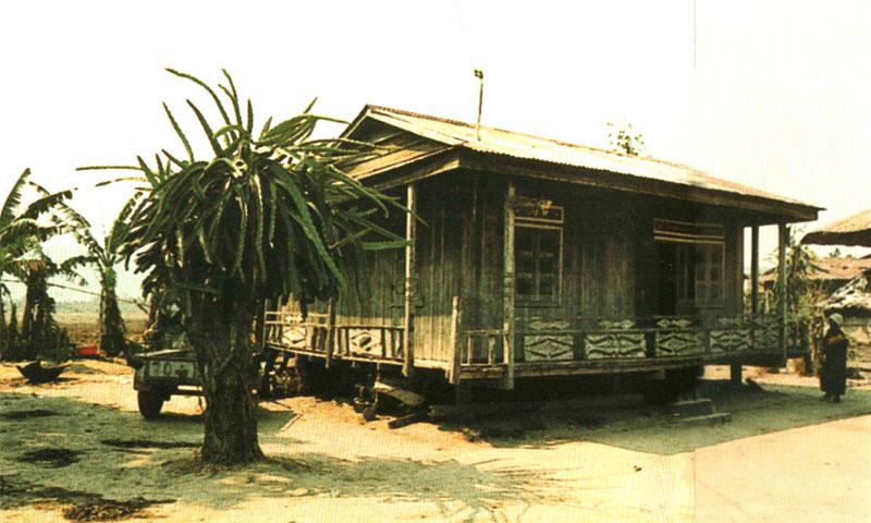 Nhà dân Chu Ru - vietnamhoc.net
