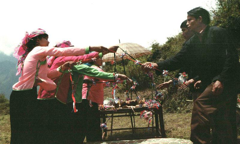 NGƯỜI GIÁY trong Cộng đồng 54 Dân tộc anh em ở Việt Nam
