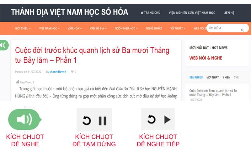 Web Nói - vietnamhoc.net