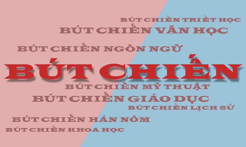 BÚT CHIẾN Việt Nam Học