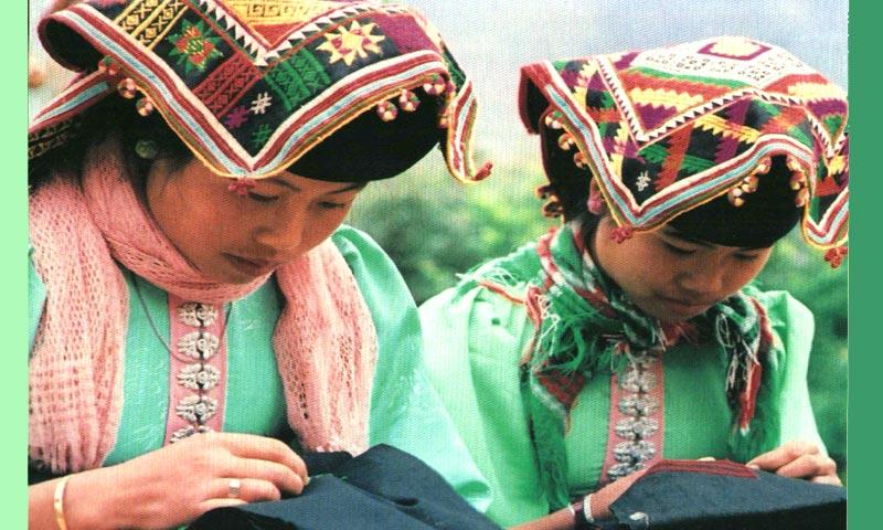 Người KHÁNG thêu áo - vietnamhoc.net