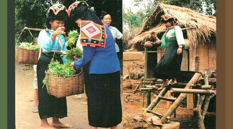 NGƯỜI KHÁNG trong Cộng đồng 54 Dân tộc anh em ở Việt Nam