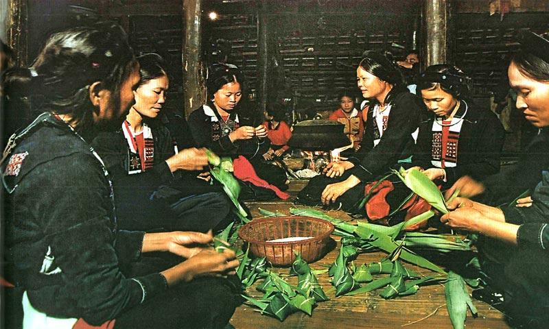 NGƯỜI SÁN CHAY trong Cộng đồng 54 Dân tộc anh em ở Việt Nam