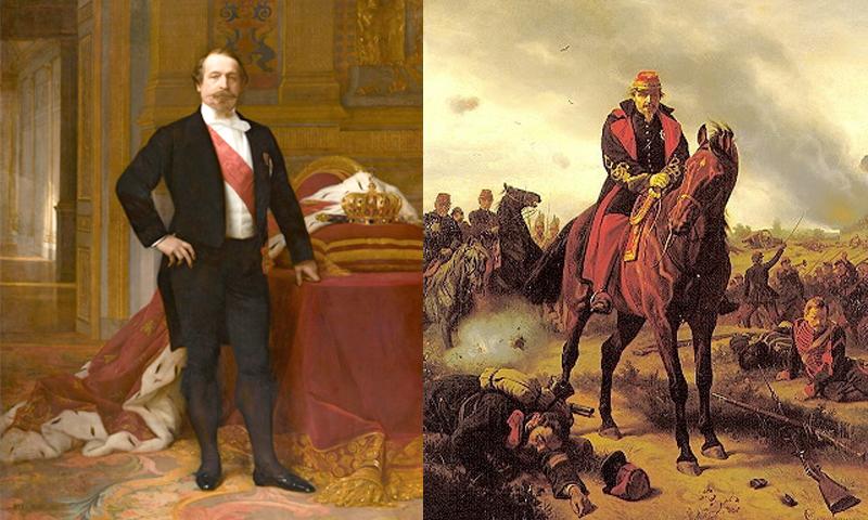 NAPOLÉON III (1808-1873) – Tổng thống đầu tiên & Hoàng đế Đế chế Pháp đệ nhị