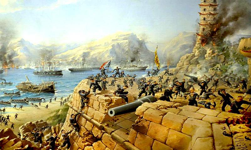 HÀNH TRÌNH LỊCH SỬ – 1858: Thực dân Pháp tấn công Đà Nẳng lần 2