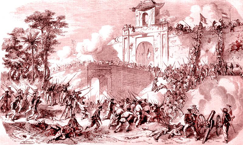 Hành trình lịch sử – 1859: Thực dân Pháp tấn công Gia Định thành, Sài Gòn