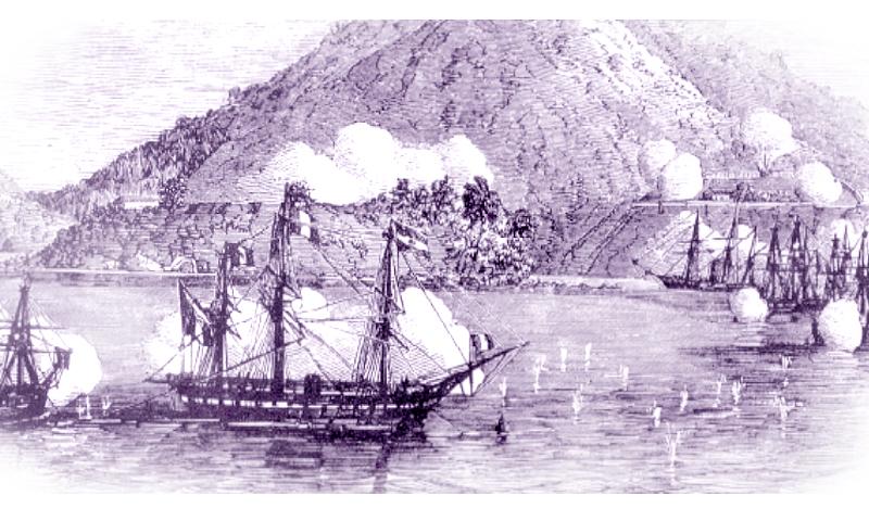 HÀNH TRÌNH LỊCH SỬ – 1858: Thực dân Pháp tấn công Đà Nẳng lần 1